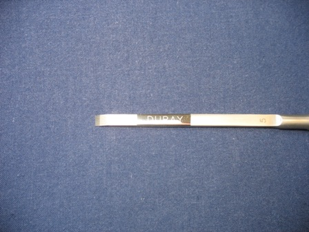 THACKRAY Duray Tipped nasal chisel 65/8448 - New/Unused